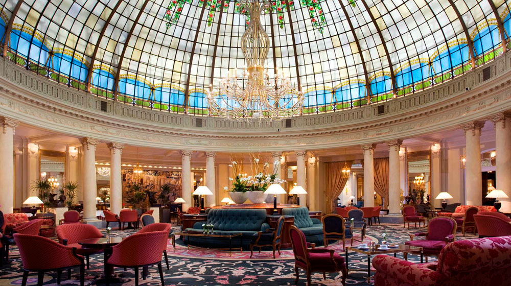Hotel westin palace madrid gallery for Booking madrid hotel