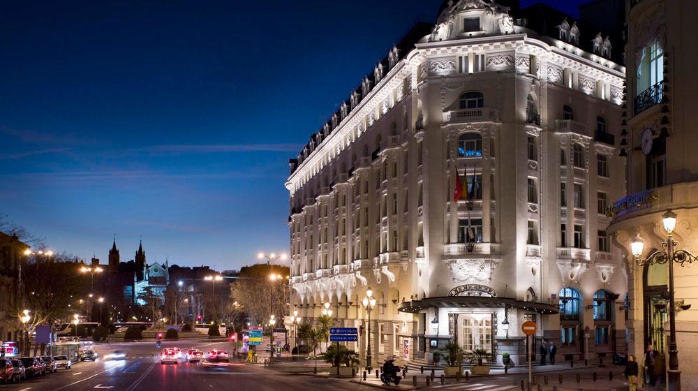 Hotel westin palace madrid - Hotel the westin palace madrid ...