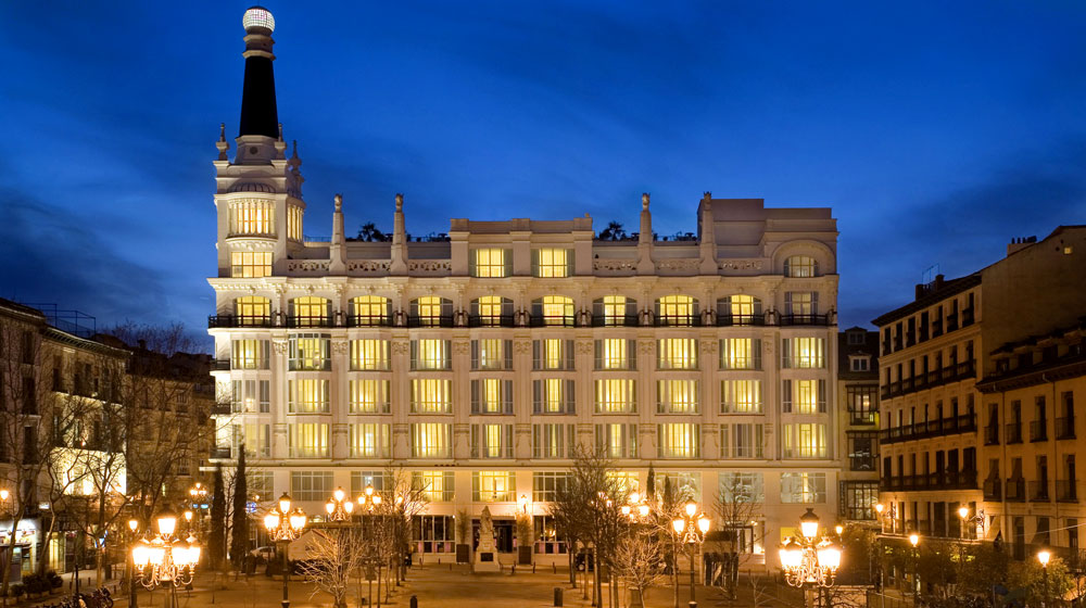 Quelques liens utiles for Booking madrid hotel